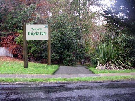 A Maori Culture Park telling stories of the land